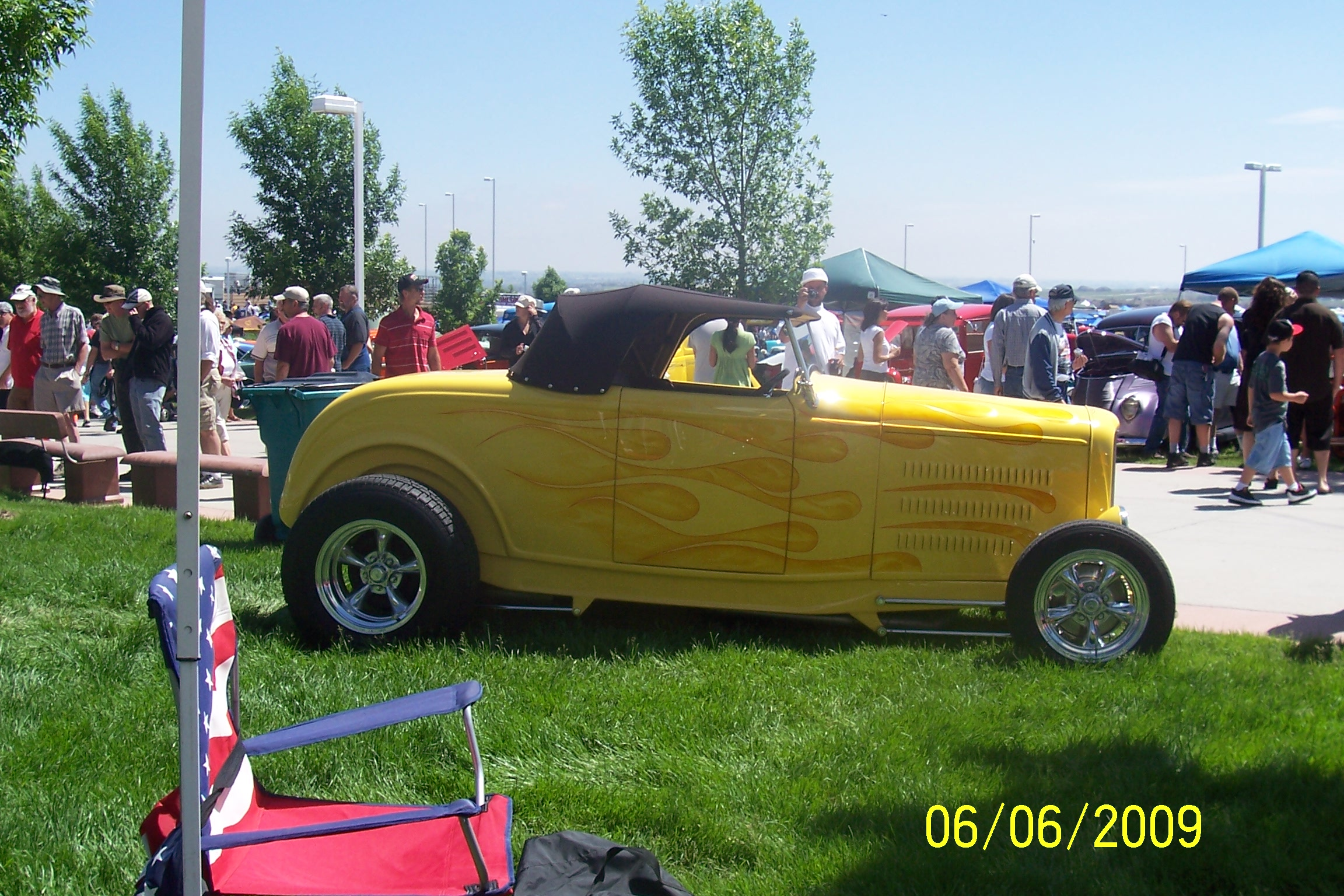 Troy First Baptist Church Car Show